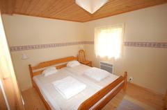 Haus 36 Hagaby, Schlafraum
