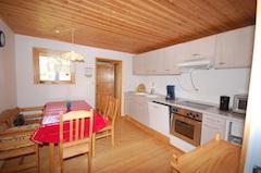 Haus 36 Hagaby, Küche